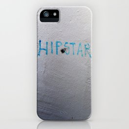 Lost in Translation (Hipstar) iPhone Case
