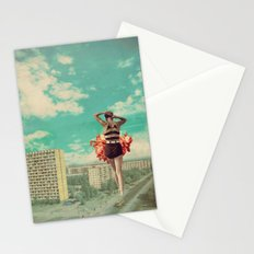 Coming Back Stationery Cards