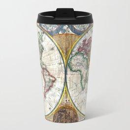 Old World Map print from 1794 Travel Mug