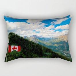 Oh Canada Rectangular Pillow