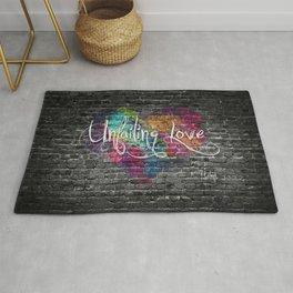 Unfailing Love Rug