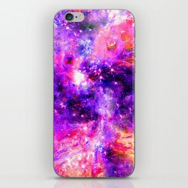 We're Nothing Yet Everything In This Universe iPhone Skin