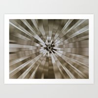 stargate Art Prints featuring Stargate by Elaine C Manley