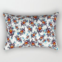 Nightmares - Danger eyes Rectangular Pillow