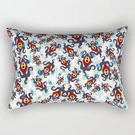 Nightmares - Danger eyes Rectangular Pillow