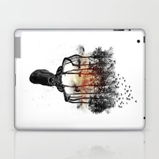 Ashes to ashes. Laptop & iPad Skin