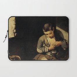 Bartolome Esteban Murillo - The Young Beggar Laptop Sleeve