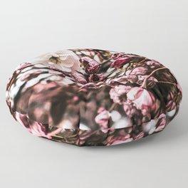 Pretty in Pink Floor Pillow