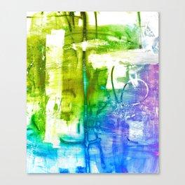 Purple Olive Canvas Print