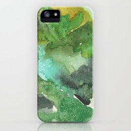 Aerial View 4 iPhone Case