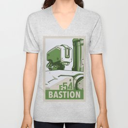 Bastion HOPE Propaganda Unisex V-Neck