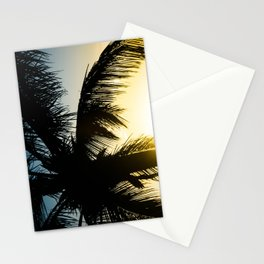 Palm Beach Gold Stationery Cards