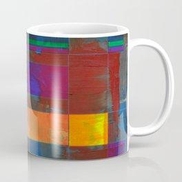 Mid-Century Modern Art - Rainbow Pride 2.0 Coffee Mug