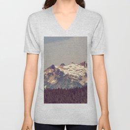 Vintage Cascades Unisex V-Neck