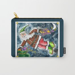 Santa Carry-All Pouch