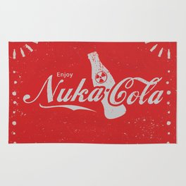 An Ice Cold Nuka Cola - Fallout Universe Rug