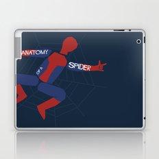 Anatomy of a Spider Laptop & iPad Skin