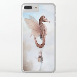 From Afar Clear iPhone Case