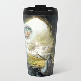 Birth of Zeus Travel Mug