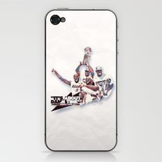 Lebron//NBA Champion 2012 iPhone & iPod Skin