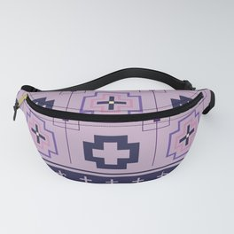 The Directions (Purple) Fanny Pack
