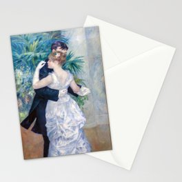 Auguste Renoir - City Dance Stationery Cards