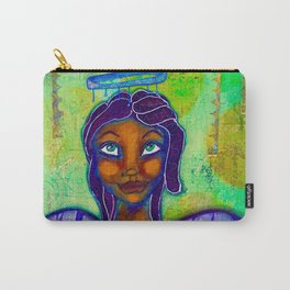 A Christmas Angel 2016 Carry-All Pouch