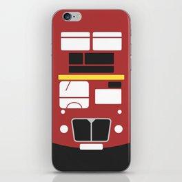 London Routemaster iPhone Skin