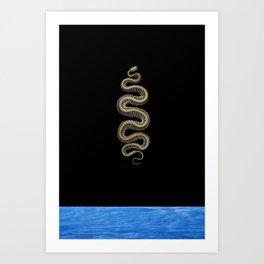 snkskell_61010 Art Print