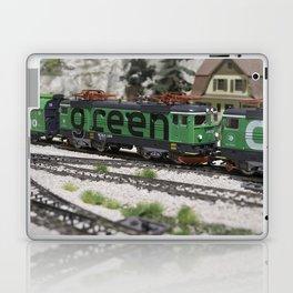 Green Cargo Laptop & iPad Skin