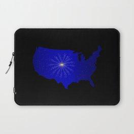 United States Celebration Laptop Sleeve