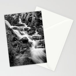 Winter Rapids Stationery Cards