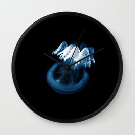 No Bliss in Immortality - Black Edition Wall Clock
