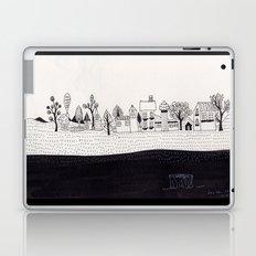 small village Laptop & iPad Skin