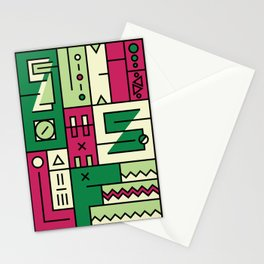Play on words | Such is life Stationery Cards