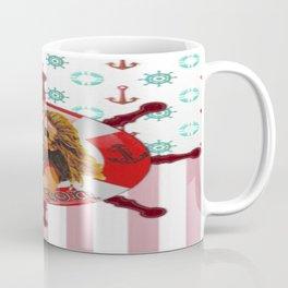 Ron Is My Captain Coffee Mug