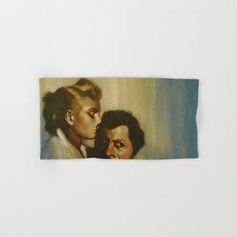 Hollywood Couple Hand & Bath Towel