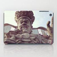 warrior iPad Cases featuring Warrior by Stephan Parylak
