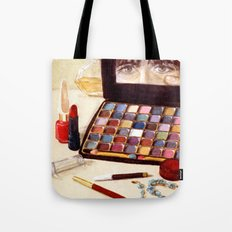 All is in Vain Tote Bag