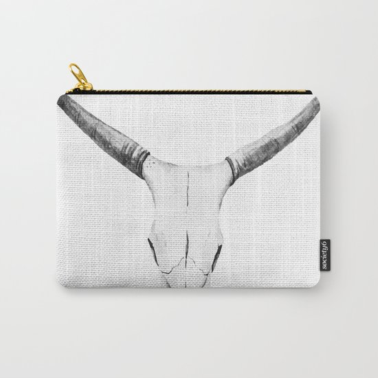 Animal Skull 06 Carry-All Pouch