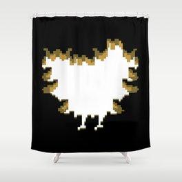 Bat Feet Shower Curtain