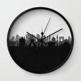 City Skylines: Tehran Wall Clock