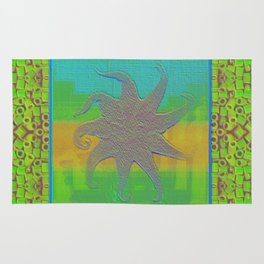 starfish trip Rug