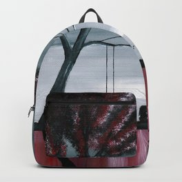 The Girl Without a Reflection Part 2 Backpack
