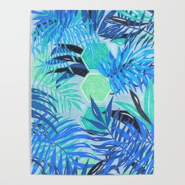 Art Jungle Poster