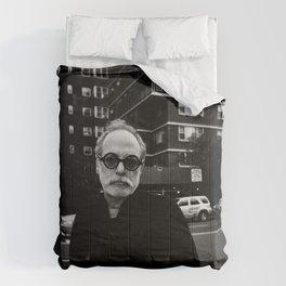 NYC holga portraits 6 Comforters