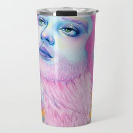 Natalie Foss x Deap Vally Travel Mug