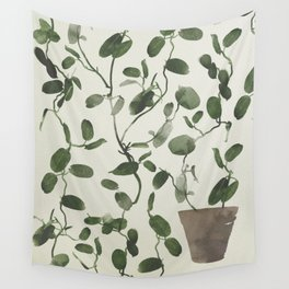 Hoya Carnosa / Porcelainflower Wall Tapestry