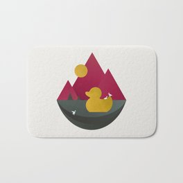 Duck Dance Bath Mat