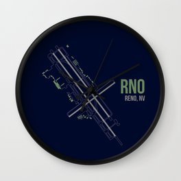 RNO Wall Clock